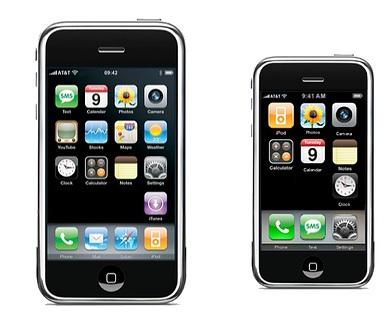 Rumor: Apple podría lanzar un iPhone nano para contrarrestar la creciente popularidad de Android 3