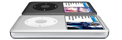 El iPod Classic es el quinto reproductor multimedia más popular en norteamerica 3