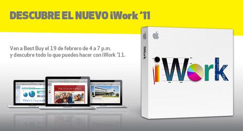 Rumor: El iWork '11 podría lanzarse el 19 de Febrero 5