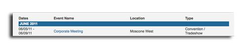 Rumor: El WWDC 2011 podría llevarse a cabo del 5 al 9 de Junio 3