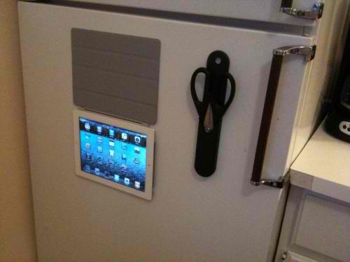 Prueba casera de la eficacia de los imanes de las SmartCovers y el iPad 2 3
