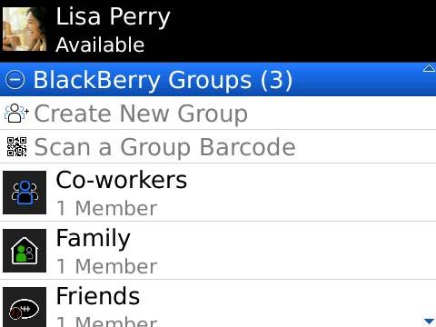 El Blackberry Messenger podría llegar pronto a iOS 3