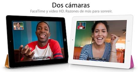 """Las cámaras del iPad 2 llegan con """"letra pequeña"""" en cuanto a su uso 3"""