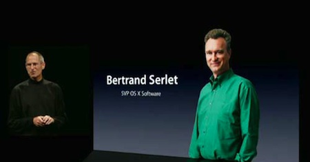 La salida de Apple de Bertrand Serlet hay que tomarla con un aviso de grandes cambios 3