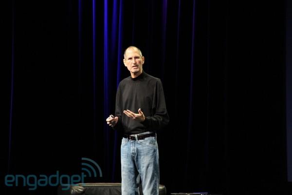 Steve Jobs cree que es equivocado pensar que las tablets son los nuevos ordenadores personales 3