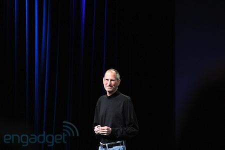 """Steve Jobs arranca la keynote resumiendo en cifras el """"2010, año del iPad"""" 3"""