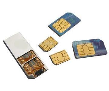 El iPhone 5 podría trabajar con dos tarjetas SIM a la vez 3