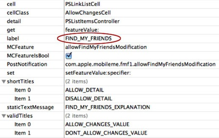 Localizados elementos sociales que Apple podría presentar hoy... ¿iOS 5? 5