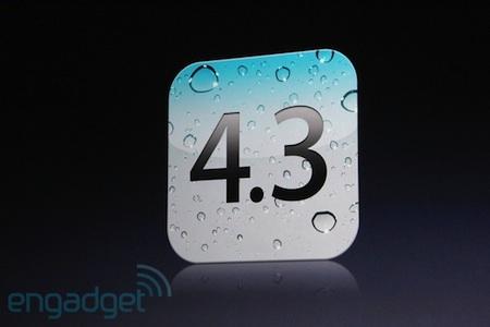 Apple desvela el nuevo iOS 4.3: La edición llega al iPad con Photobooth,iMovie y Garageband 3