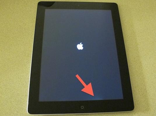 El iPad 2 también viene con manchas de serie en la pantalla 3