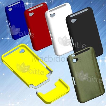 Supuestas fundas del iPhone 5 'confirman' un diseño casi idéntico al del iPhone 4 3