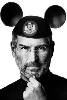 Steve Jobs podría ser apartado del frente de la dirección de Disney 3