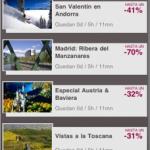 Voyage Privé lanza en España su app para comprar viajes exclusivos a través del iPhone 5