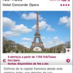 Voyage Privé lanza en España su app para comprar viajes exclusivos a través del iPhone 8