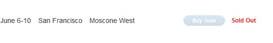 Los boletos para la WWDC 2011 se agotaron en menos de 10 horas 3