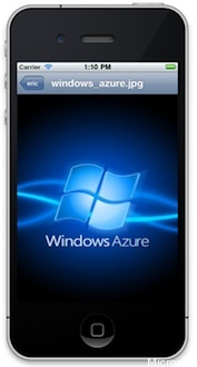 Microsoft anunció el Windows Azure Toolkit para iOS 3