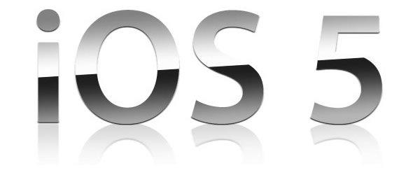 El iOS 5 podría estar disponible para descarga hasta el 12 de Octubre 3