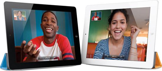 Rumor: iPad 3 con cámara frontal HD y camara trasera mejorada 3
