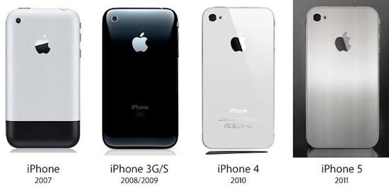 Rumor: El iPhone 5 podría llegar al Reino Unido el 21 de Noviembre 3
