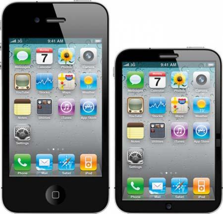 Rumor: El Próximo iPhone será más pequeño y delgado 3