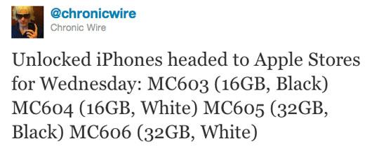 Rumor: El iPhone desbloqueado llega el próximo Miércoles a Estados Unidos 3