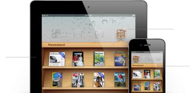 Apple podría haber dado un paso atrás en sus políticas de suscripción con Newsstand 3