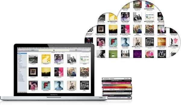 iTunes se prepara para iCloud 3