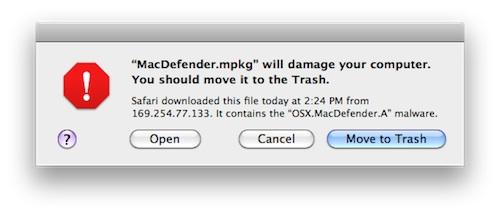 MacDefender sufre mutación y deja vulnerable otra vez al Mac OS X 3