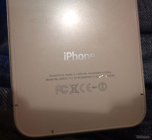 Rumor: ¿Acaso este es el iPhone de gama baja? 3