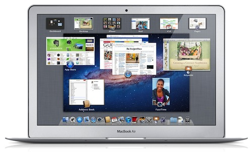 Rumor: Mac OS X Lion y las nuevas MacBook Air podrían lanzarse el próximo Miércoles 3