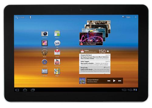 La prohibición de venta de la Samsung Galaxy Tab 10.1 en Europa ha sido levantada, con excepción de Alemania 3