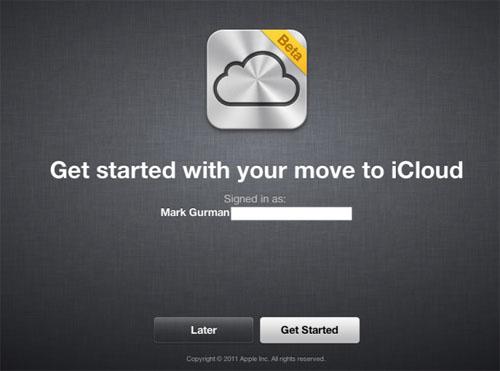Comienza la migración de MobileMe a iCloud 13