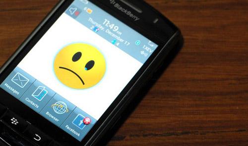 El 67% de los propietarios de un Blackberry tienen planeado cambiar al iPhone 3