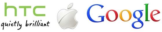 HTC demanda a Apple por las patentes que obtuvo de Google 3
