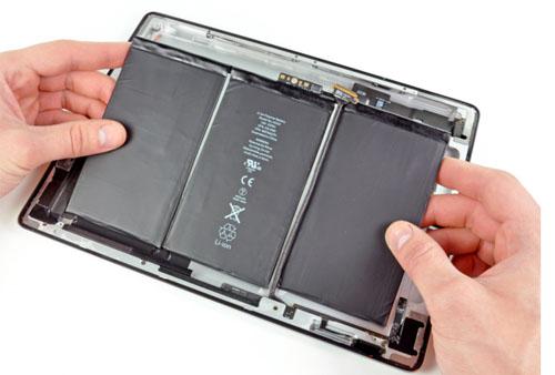 Rumor: La batería del iPad 3 será más ligera y más delgada 3