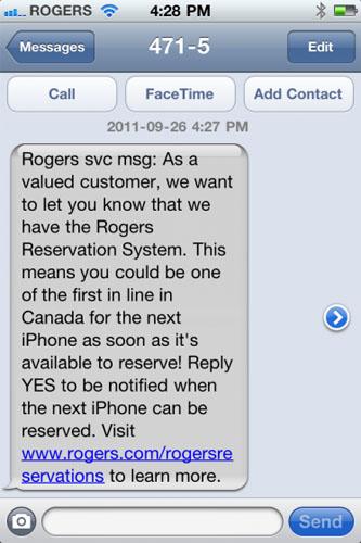 Operadoras comienzan a promocionar el lanzamiento del iPhone 5 3
