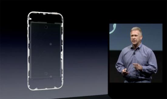 La antena del iPhone 4S podría infringir las patentes de Samsung 3