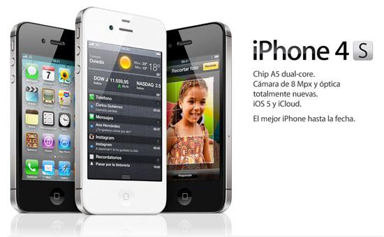 Apple da a conocer los precios del iPhone 4S en Europa 3