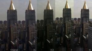 La evolución de la cámara del iPhone a escena 6