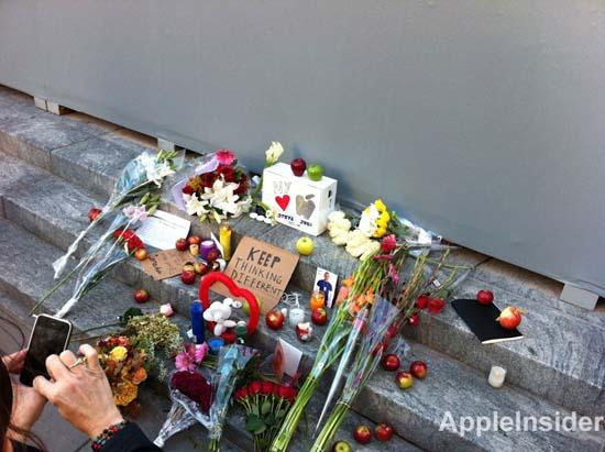 La Apple Store de la Quinta Avenida de Nueva York se convierte en lugar de duelo 3