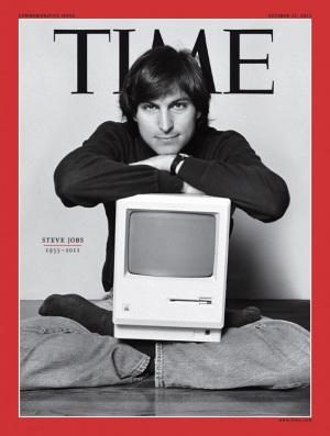 La revista Time pone en circuación una edición especial dedicada a Steve Jobs 3