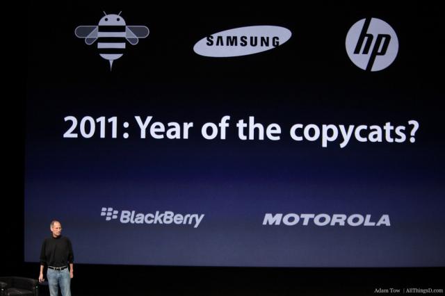 Algunas preguntas de Samsung a los diseñadores de Apple 3