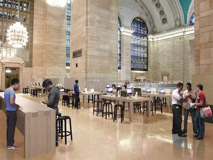 La Grand Central Apple Store de Nueva York podría ser anunciada hoy mismo 3