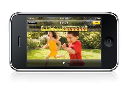 Bloquear el enfoque de la cámara del iPhone para hacer mejores fotos en movimiento 3