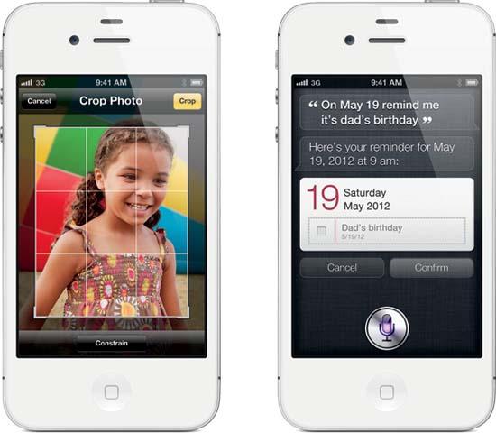 Componente clave limita inventarios del iPhone 4S 3