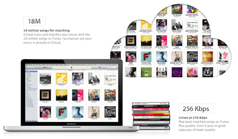 Apple explica iTunes Match en su página web 3
