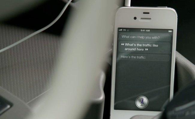 Siri se queda de exclusiva en el iphone 4s, al menos por ahora 3
