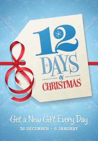 Apple prepara la promoción 12 Days Of Christmas 3