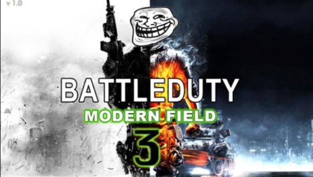 BattleDuty Modern Field 3, una parodia del juego Batterfield que bate récords en la App Store 3