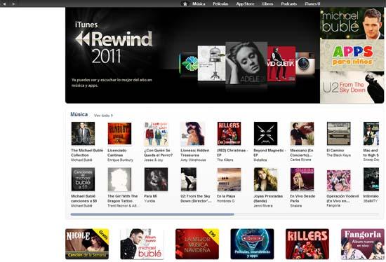 iTunes Store llega al resto de América Latina 3